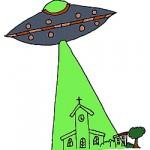 UFO över Kummerdörp