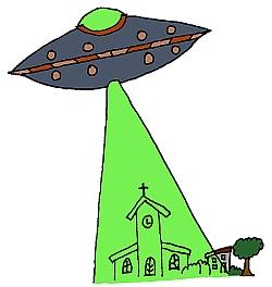 Ein Ufo fürs Dorf